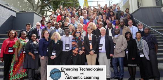 2015 Emerging Technologies in Education Conference Delegates